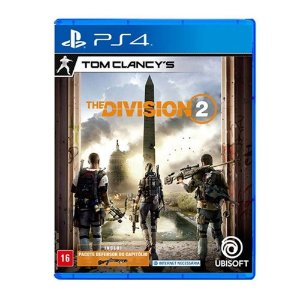 Jogo The Division 2 - PS4