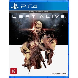 Game Left Alive - PS4