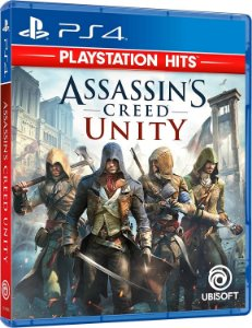 Assassin's Creed Unity- PS4