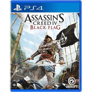 Assassins Creed Blackflag Favoritos - PS4
