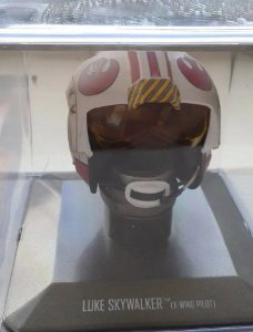 Capacete colecionável Luke Skywalker - X-wing Starfighter - Star Wars