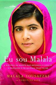 Livro Eu sou Malala: A história da garota que defendeu o direito à educação e foi baleada pelo Talibã