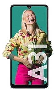 "Smartphone Samsung Galaxy A31 Dual Chip Android 10 Tela 6.4"" Octa-Core 128GB 4G Câmera Quádrupla 48MP+8MP+5MP+5MP"