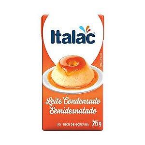 Leite Condensado Italac Semidesnatado - 395g