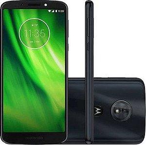 """USADO: Smartphone Motorola Moto G6 Play Dual Chip Android Oreo - 8.0 Tela 5.7"""" Octa-Core 1.4 GHz 32GB 4G Câmera 13MP - Índigo"""