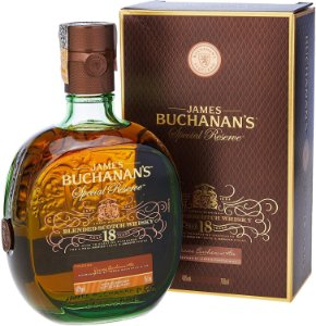 Whisky Buchanans Special Reserve 18 anos -  750ml