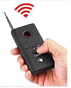 Detector de Câmera Espiã e Escuta