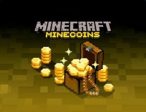 Gift Card Digital Minecraft Minecoins