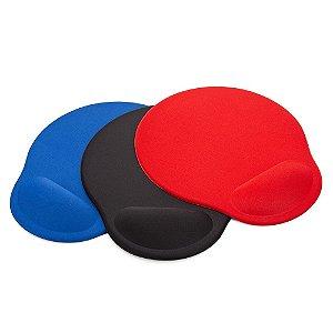 Mouse Pad ergonômico Personalizado em 1 cor