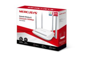 Roteador Mercusys Wifi 300mbps  Mw325r