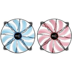 FAN Aerocool Silent Master 200mm 76CMF 800RPM