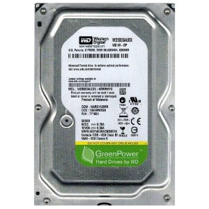 HD Western Digital Green 500GB 7200RPM