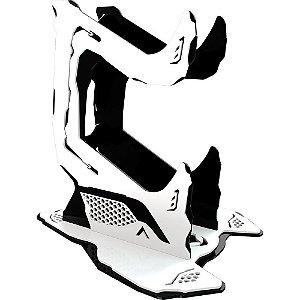 Suporte Controles Rise Venom V3 - Branco