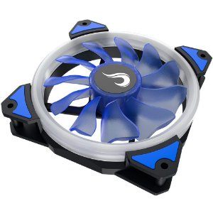 Fan Rise 120mm Galaxy G1 S-led Azul