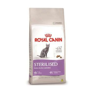 RAÇÃO ROYAL CANIN GATOS STERILISED