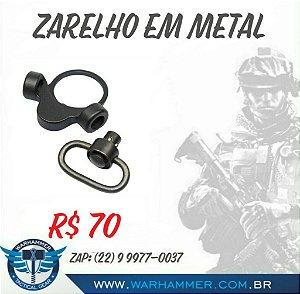 Kit zarelho (stock tube e clip)