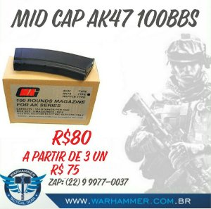Mid Cap - 100 bbs - Ak 47