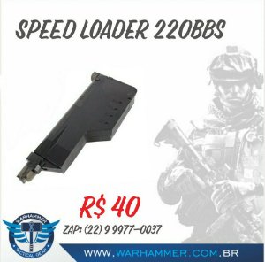 Speed loader - 220bbs