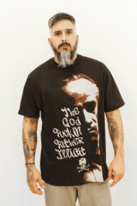 T-Shirt Father Illicit 55 - Preta