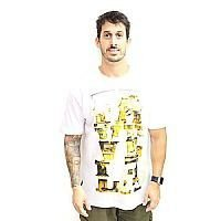 T-Shirt Favela Illicit 55 - Branca