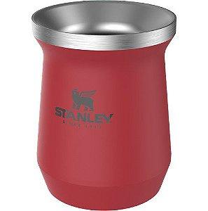 Cuia Térmica Classic Matte Red 230ml - STANLEY