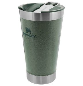 Copo Térmico de Cerveja Verde 473ML - STANLEY