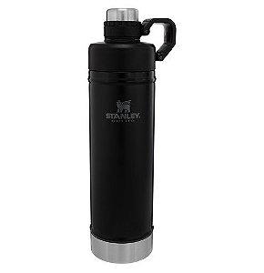 Garrafa Térmica Classic Hydration 750ML Black - STANLEY