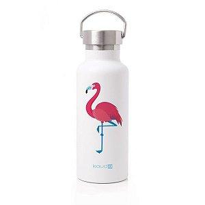Garrafa Térmica Martial Flamingo - KOUDA