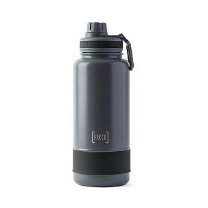 Garrafa Térmica Hydra Bottle 950ml Cinza - PACCO BY