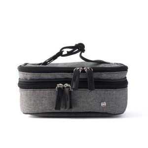 Necessaire Térmica Perfect Case Cinza Mescla - PACCO BY