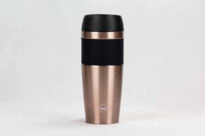 Copo Térmico Rose Gold 450ml - MOKHA