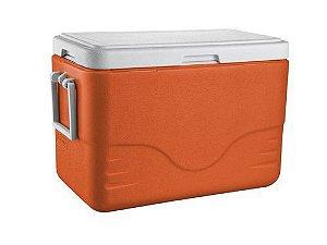 Caixa Térmica 28QT - 26,5 litros Laranja - COLEMAN