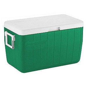 Caixa Térmica 48QT - 45,4 litros Verde - COLEMAN