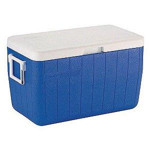 Caixa Térmica 48QT - 45,4 litros Azul - COLEMAN