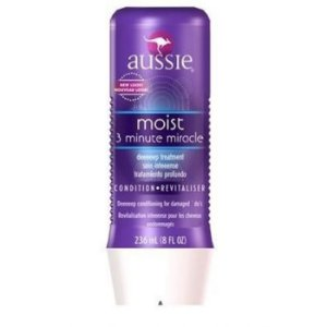 Máscara Aussie 3 Minute Miracle Moist 236ml