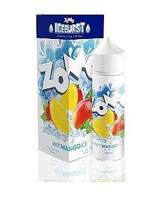 LÍQUIDO ZOMO MY MANGO ICE - ICEBURST
