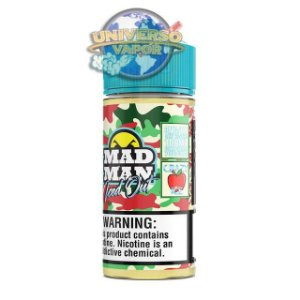 LIQUIDO CRAZY APPLE ICED OUT - MAD MAN