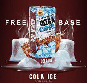 LIQUIDO COLA ICE (COLA GELADA) - ULTRA COOL