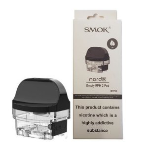 POD (CARTUCHO) DE REPOSIÇÃO NORD X RPM 2 POD ( SEM COIL ) 2ML - SMOK