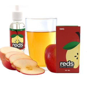 LÍQUIDO APPLE REDS APPLE E-JUICE - 7 DAZE