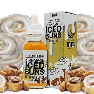 Top Class E- Juice - Cinnamon Iced Buns
