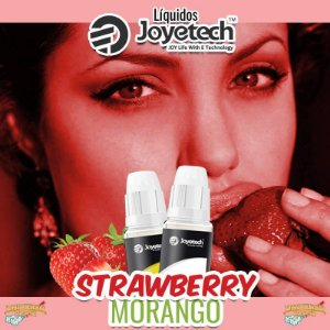 Líquido Strawberry (Morango)  Joyetech