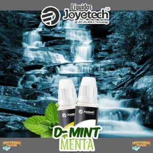 Líquido  D-Mint (Menta) Joyetech