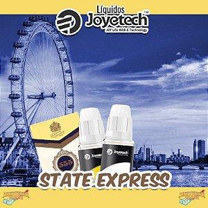 Líquido State Express (novo T5) Joyetech