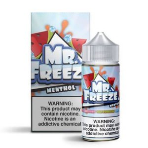 Líquido MR. Freeze Menthol - STRAWBERRY  WATERMELON  FROST