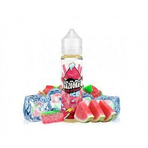 Líquido BAZOOKA SOUR STRAWS ICE - WATERMELON