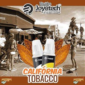 Líquido California Tobacco Joyetech