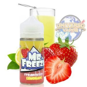 Líquido MR. Freeze Menthol - STRAWBERRY LEMONADE