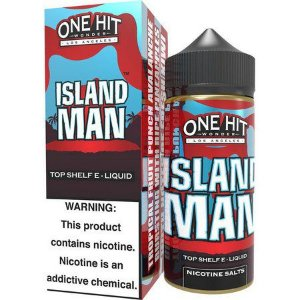 Líquido Island Man - One Hit Wonder e-Liquid