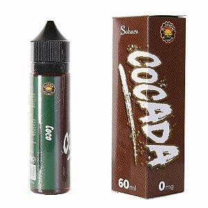 Líquido Sahara Cocada - Coco